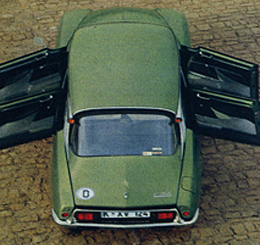 Luftschiff - Test Citroën DS 23 ie (MOT Heft 3, 10.2.1973)